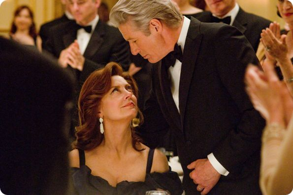 Review of the movie Arbitrage starring Richard Gere