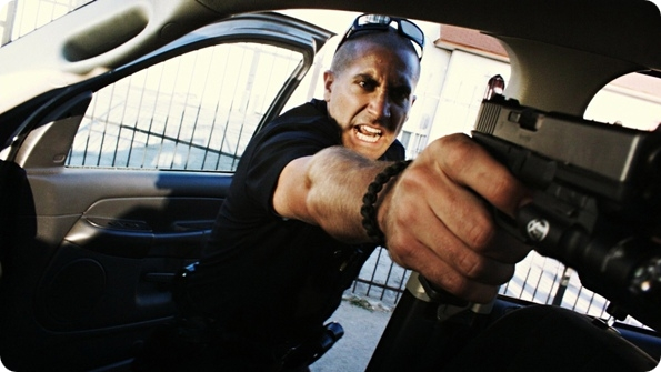 Jake Gyllenhaal in End of Watch review