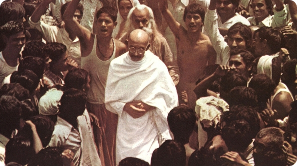 movie review of the film gandhi Gandhi is a 1982 epic historical drama film based on the life of mohandas  karamchand gandhi  the movie deals with a subject of great importance  with a mixture of high intelligence and immediate  metacritic gave the film a  score of 79 out of 100 based on 16 critical reviews, indicating generally  favorable reviews.