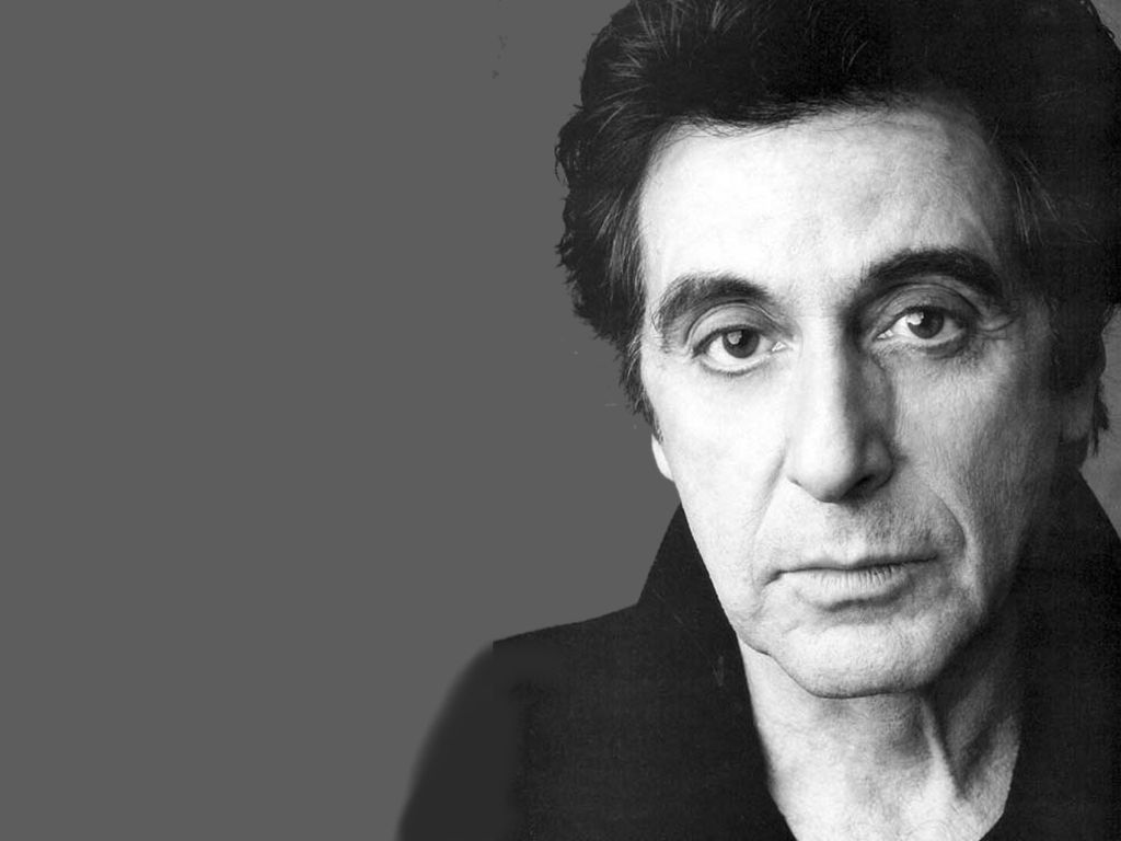 An overview in pictures of the roles of actor Al Pacino in most of his movies