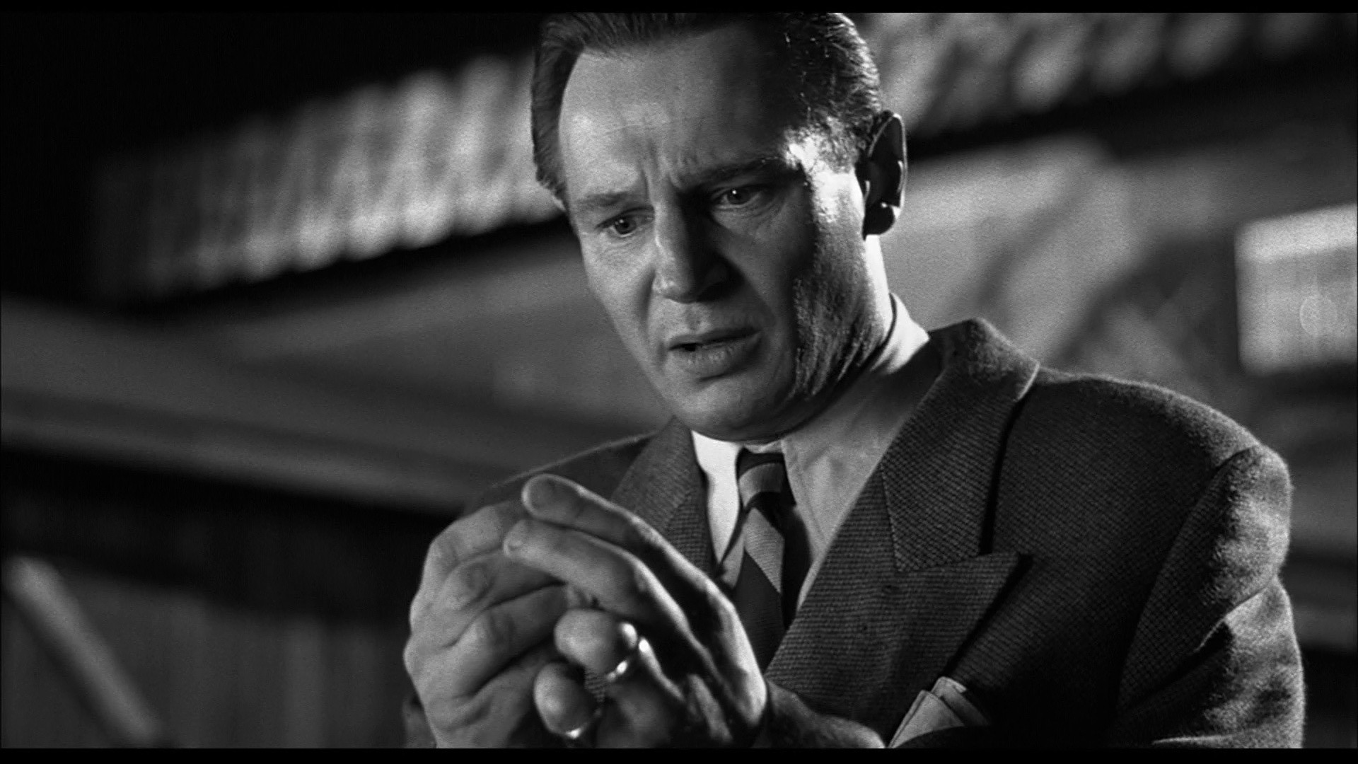 shindler s list Critics consensus: schindler's list blends the abject horror of the holocaust with  steven spielberg's signature tender humanism to create the.