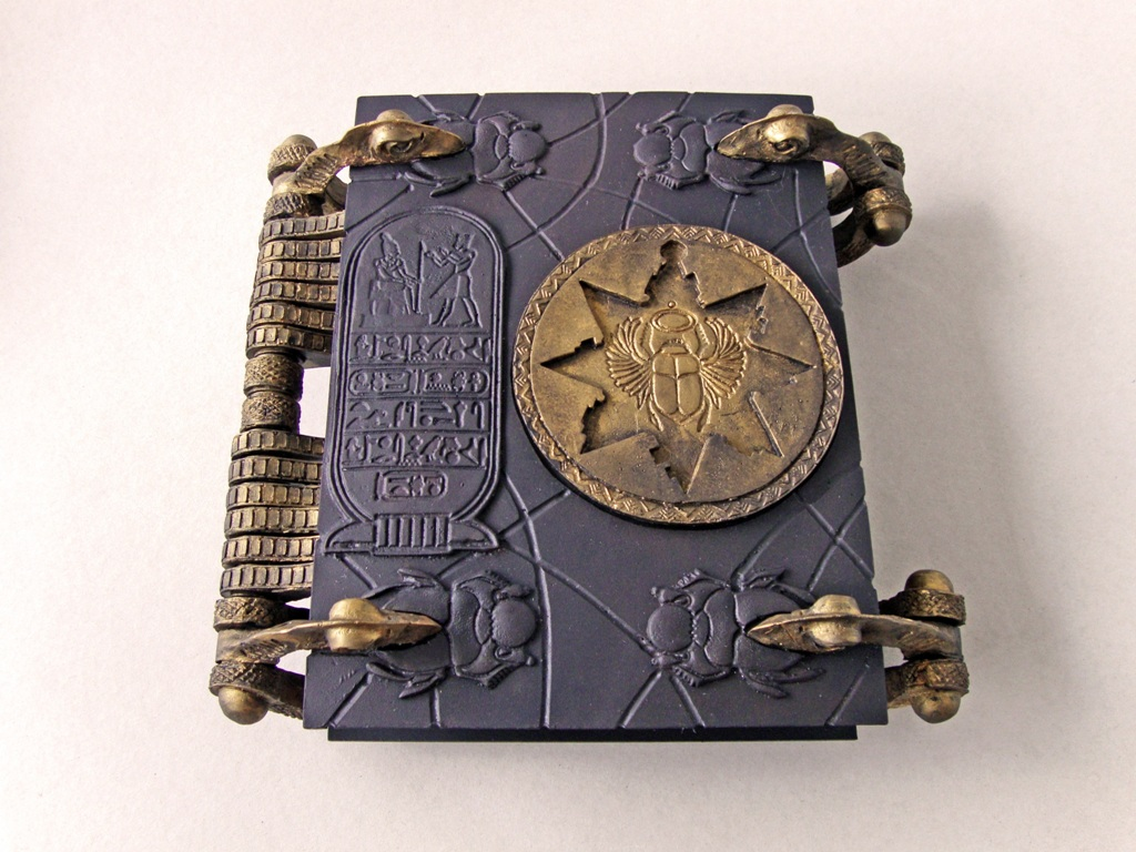 mummy book of the dead