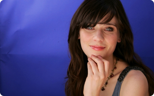 An overview of the roles of Zooey Deschanel in all her movies