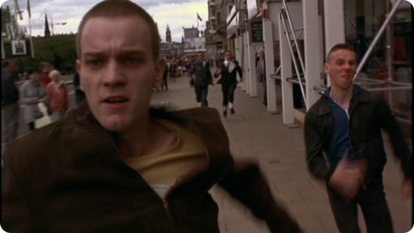 sociological view of the film trainspotting Twenty years after its release, we go back in time to chart the film's best looks and  analyse  trainspotting rejects capitalist social conditioning in favour of a  lifestyle  the whole idea is that surroundings, clothes and material.