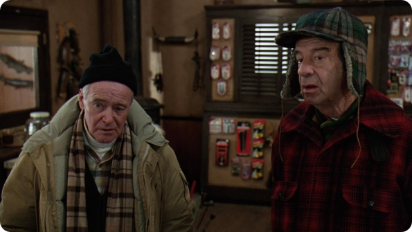 Grumpy Old Men review
