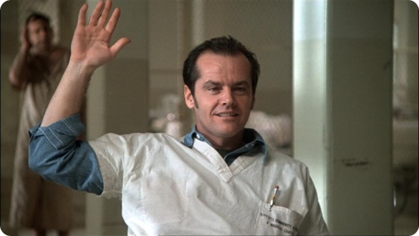 essay film one flew over cuckoo s nest explains several so Free essay on movie opinion on one flew over the cuckoo's nest available totally free at echeatcom, the largest free essay community.