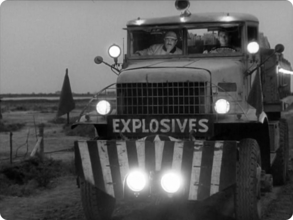 Review of the movie Wages of Fear