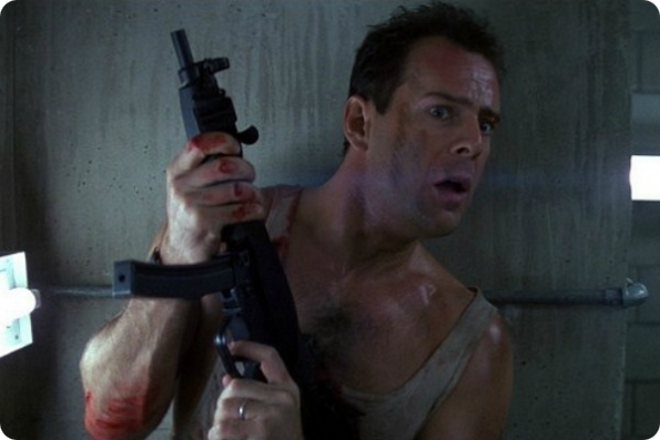 Review of the original Die Hard