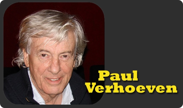Interview with Paul Verhoeven about Steekspel, Total Recall and Robocop remake