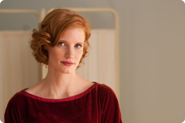 roles actress movies Jessica Chastain