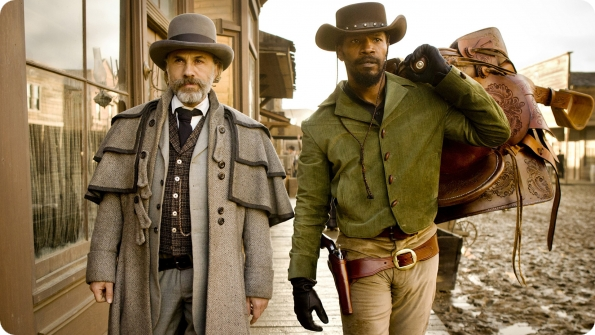 Review of the Quentin Tarantino movie Django Unchained