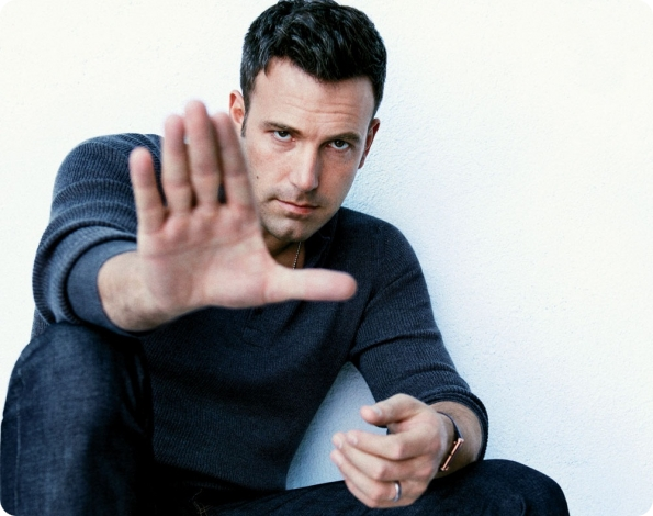 Overview of the roles of actor Ben Affleck in the movies