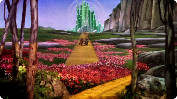 Review of the Wizard of Oz, compared to Oz prequel