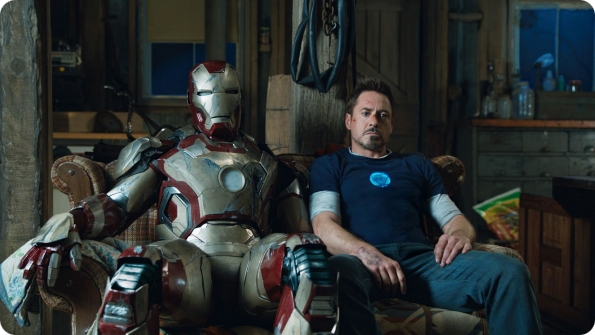 Review of Iron Man 3