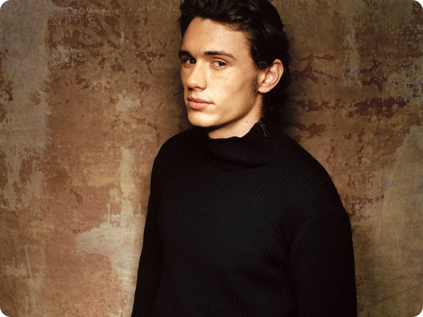 Overview in pictures of the roles and movies of actor James Franco