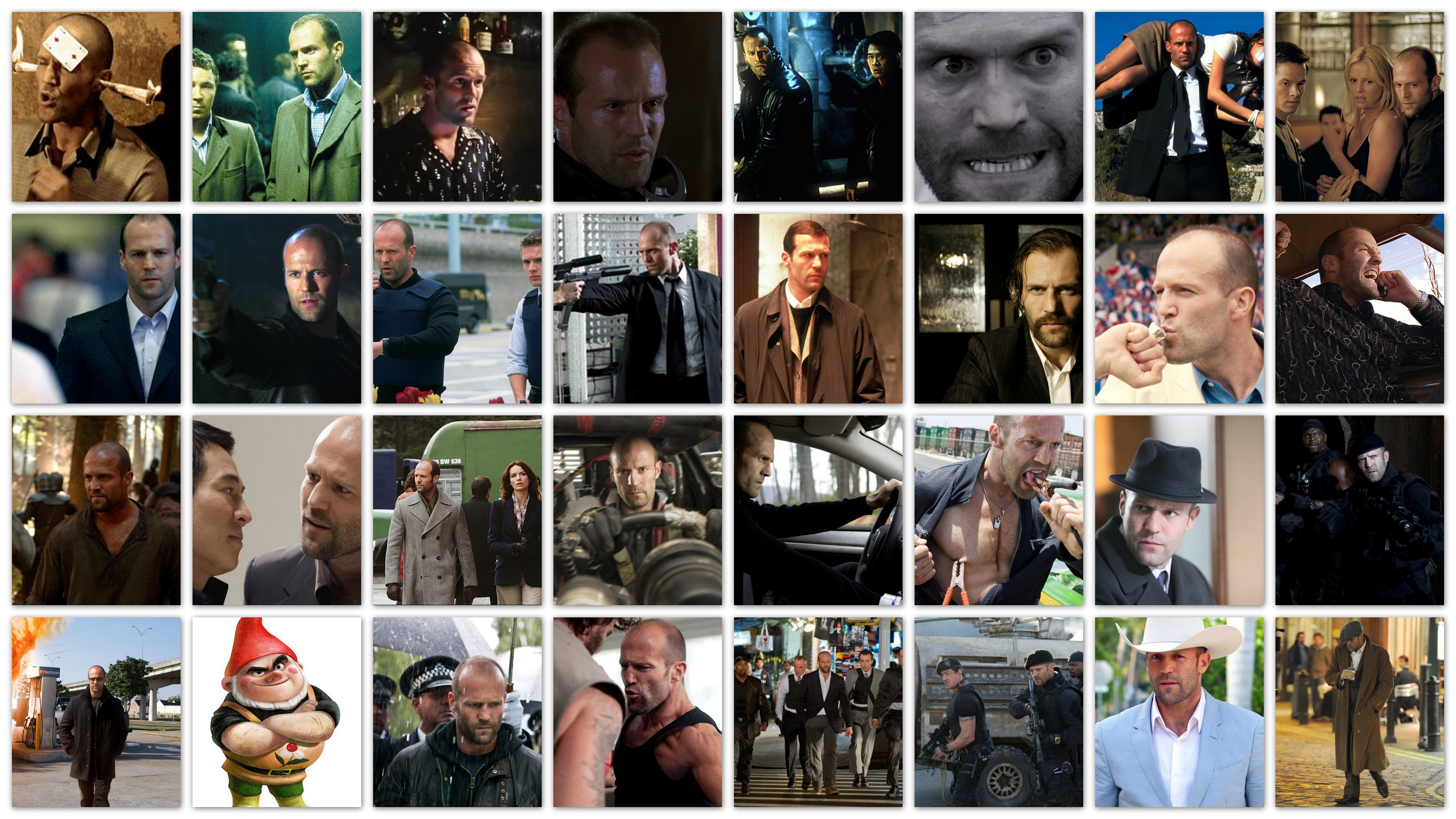 Jason Statham, overview, roles, movies, pictures