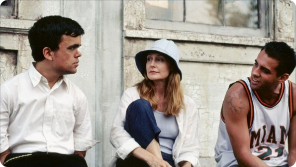 Review of the movie The Station Agent