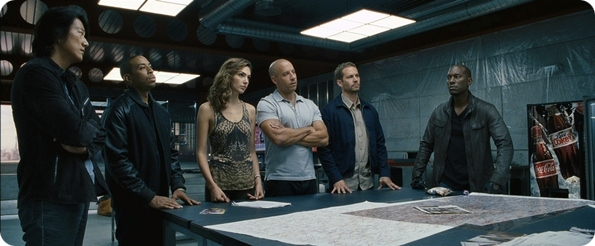 Fast and Furious 6 review movie Vin Diesel The Rock Dwayne Johnson