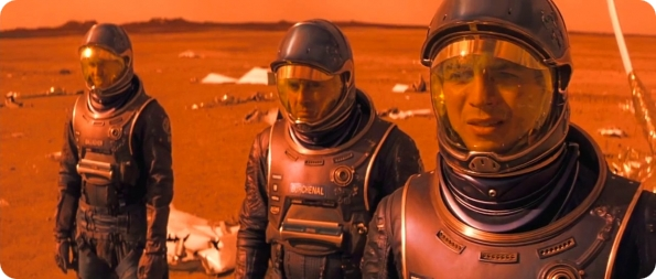Review of the movie Red Planet