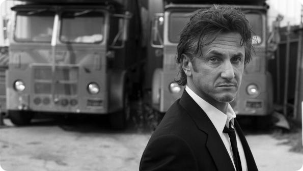 Overview of the roles and movies of actor Sean Penn