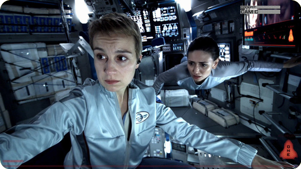 Review van Europa Report