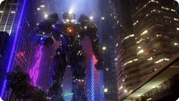 Review of Pacific Rim (2013)