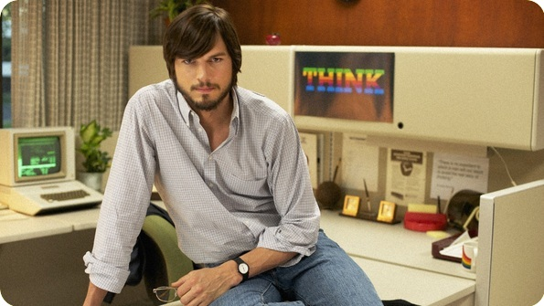 Review film over Steve Jobs met Ashton Kutcher