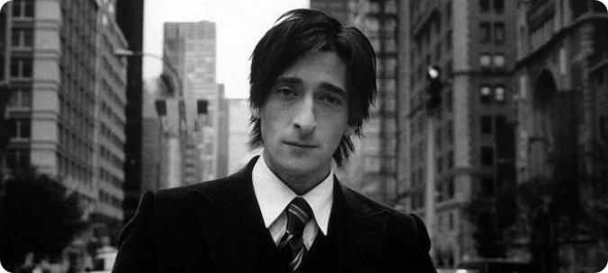 Overview of movies Adrien Brody