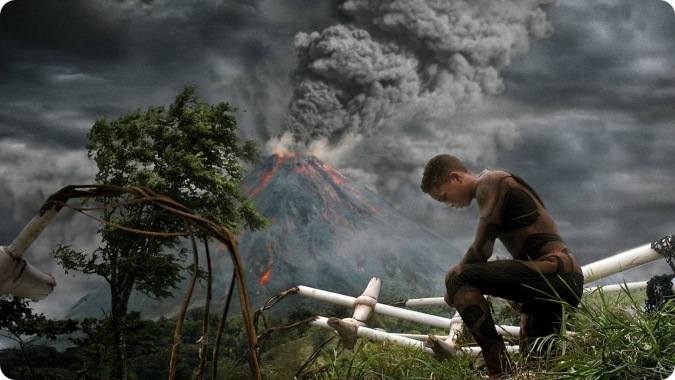 Review After Earth