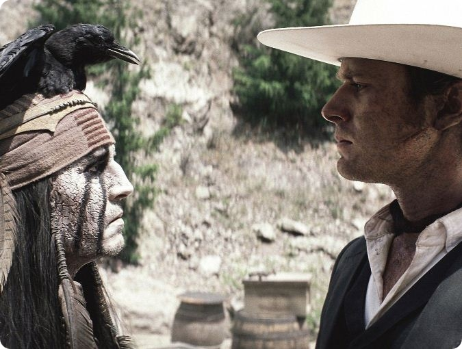 Review of The Lone Ranger