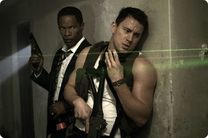 Review van White House Down (2013)
