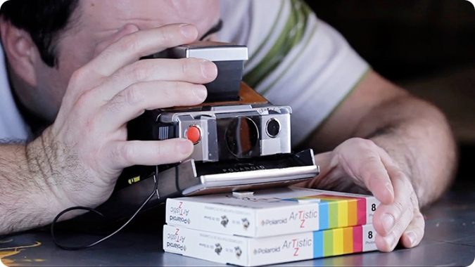 Review of Time Zero: The Last Year of Polaroid Film (2012)