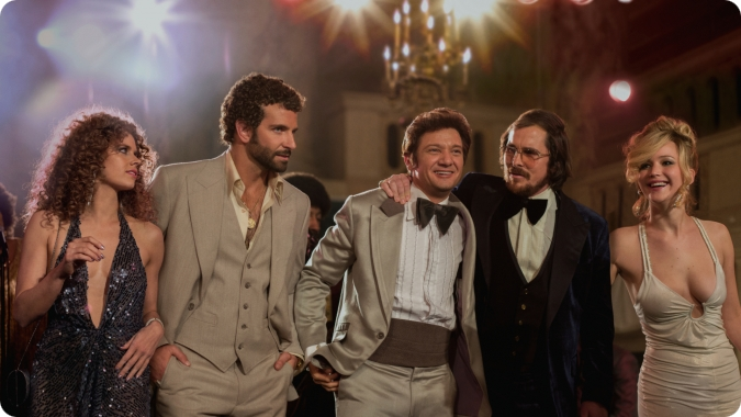 Review American Hustle