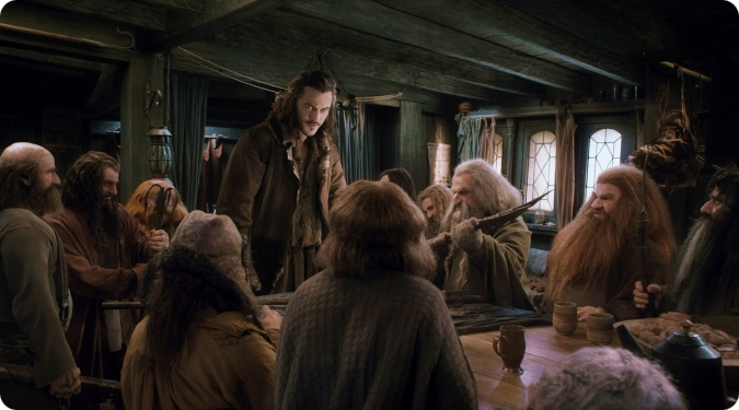 Review The Hobbit: The Desolation of Smaug (2013)