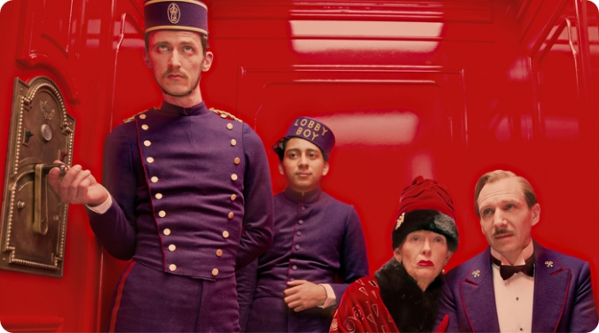 Recensie The Grand Budapest Hotel