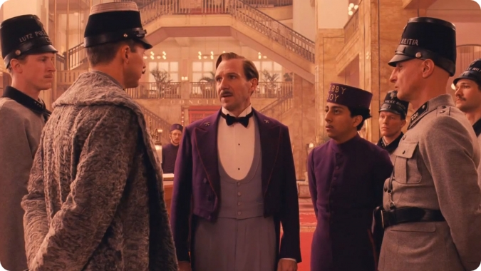 Review The Grand Budapest Hotel