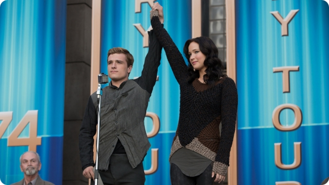 Recensie The Hunger Games Catching Fire