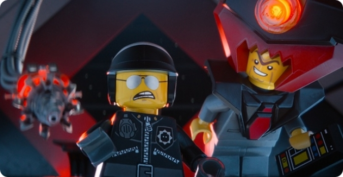 Review The Lego Movie (2014)