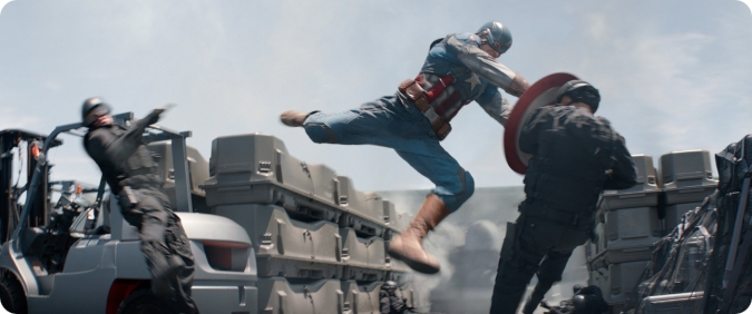 Review Captain America Winter Soldier