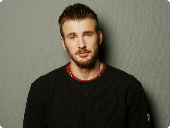 The Many Faces of CHris Evans