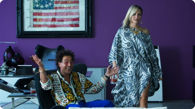 Review The Counselor (2013)