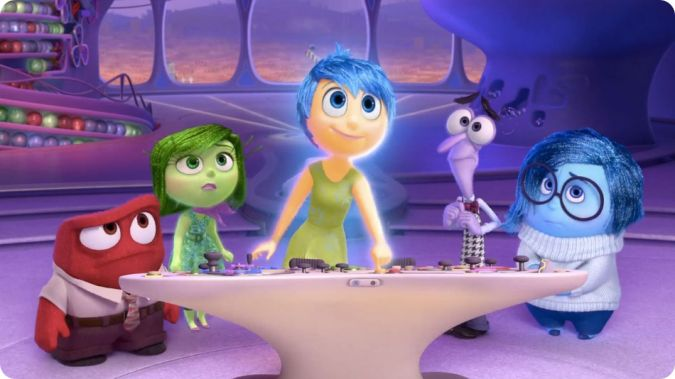 Review Inside Out