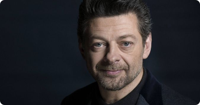 Andy Serkis roles movies