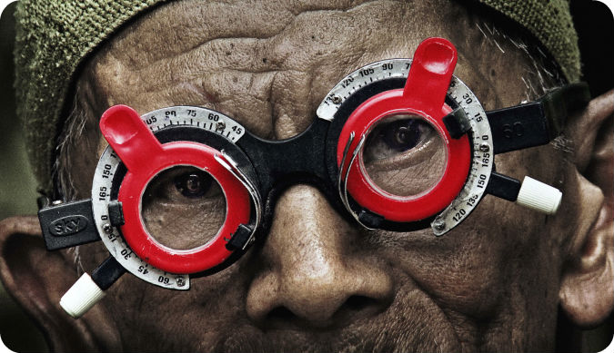Review the look of silence