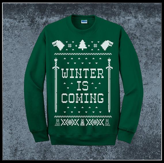 Gaming Kersttrui.Coolest Movie Christmas Sweaters My Filmviews